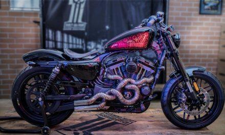 Harley Davidson Lisboa gana la final ibérica del concurso de customización europeo