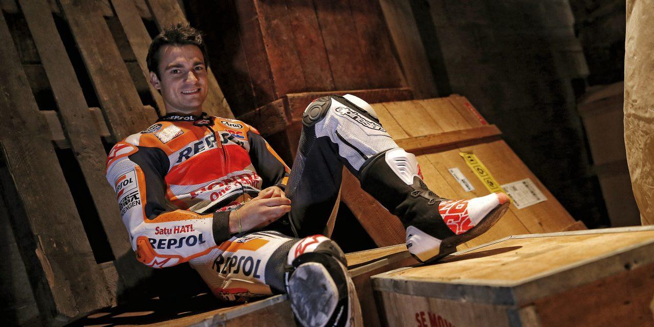 Dani Pedrosa: con muchas ganas para esta temporada de MotoGP