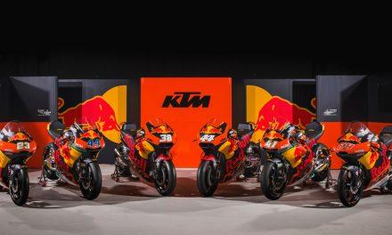 KTM Fan Package para los GG.PP de España y Catalunya