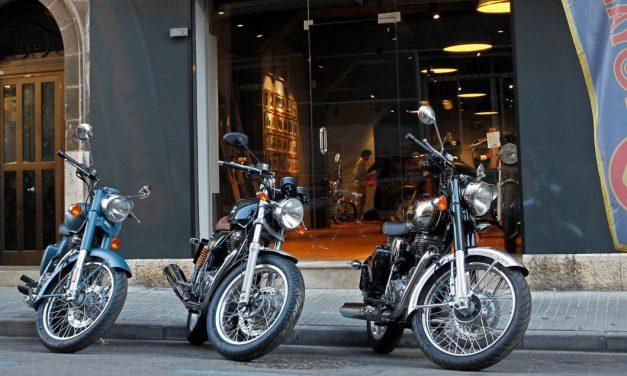 Royal Enfield inaugura tienda en Palma de Mallorca