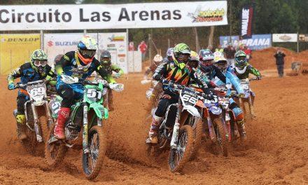 Segunda cita del Nacional de Motocross en Valverde del Camino