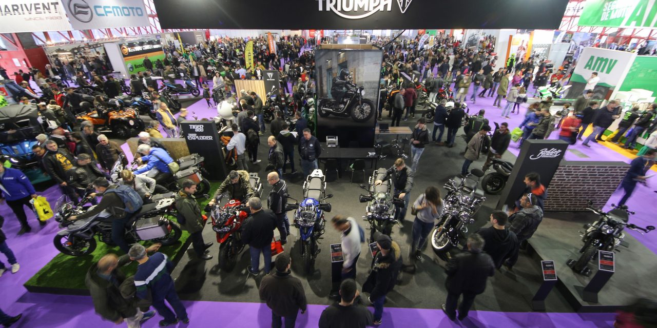 Moto Madrid 2017: 46.000 visitantes
