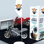 Club del Motorista en el Salón Moto Madrid 2017