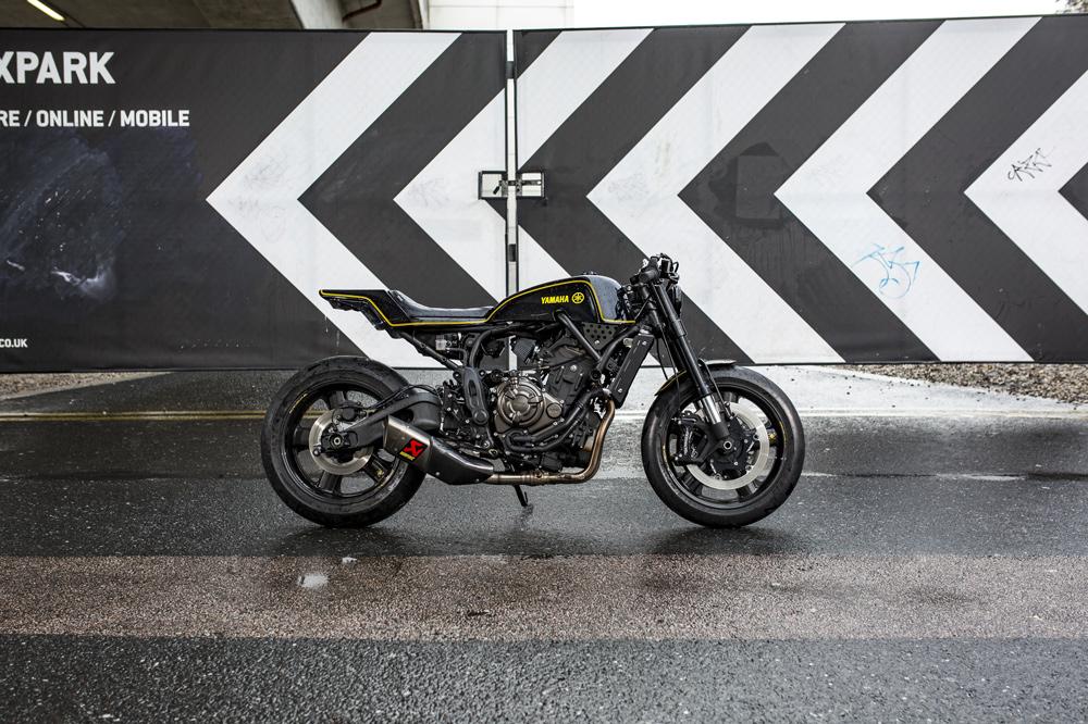 Yamaha XSR700 Rough Crafts