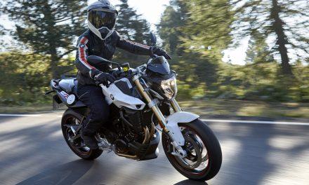 BMW F 800 R: Moto naked con sabor alemán