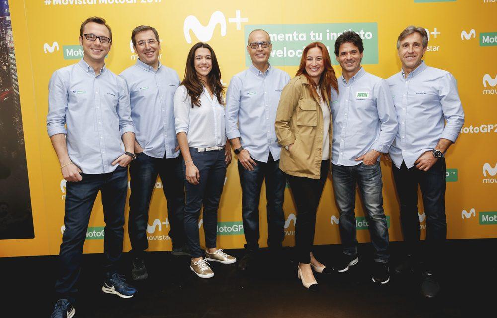 Movistar ofrecerá en exclusiva la mayor cobertura de la historia de MotoGP