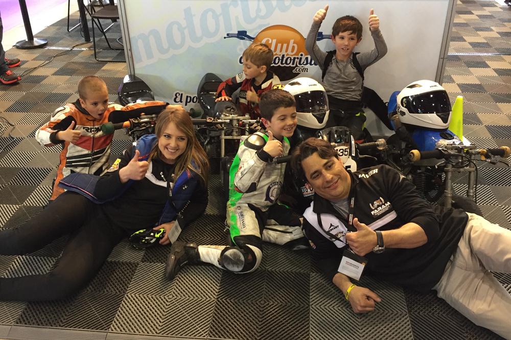 Escuela de conduccion motos Z Riders