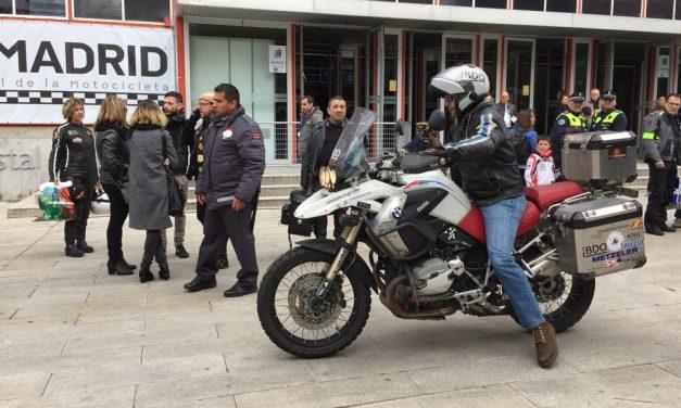 Miquel Silvestre, Club del Motorista y Moto Madrid