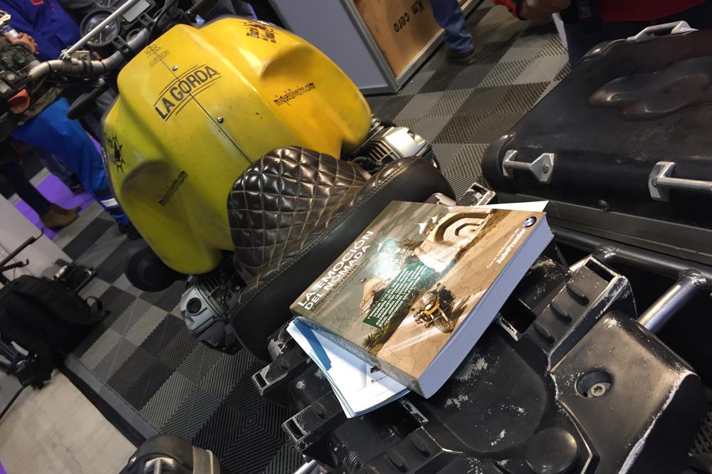 Miquel Silvestre en Moto Madrid