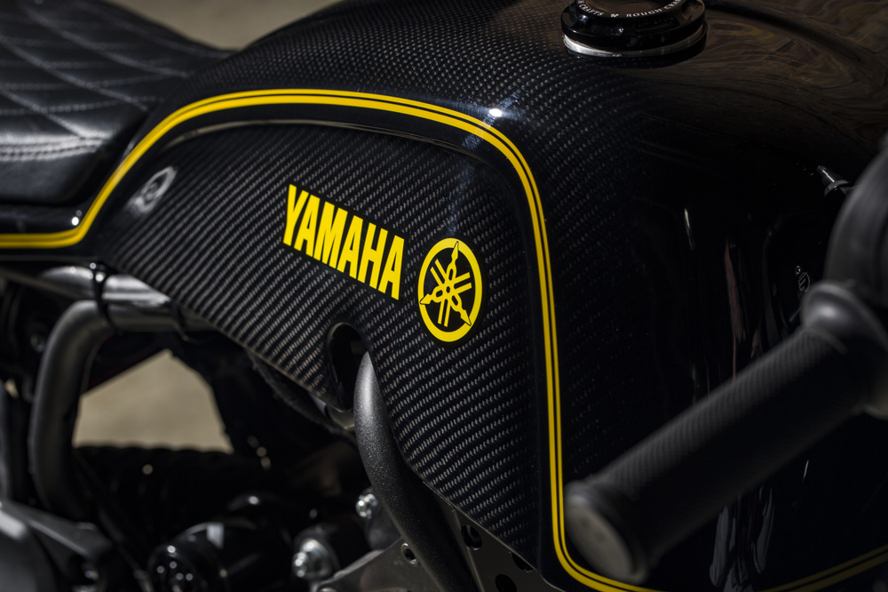 Yamaha XSR700 Rough Crafts