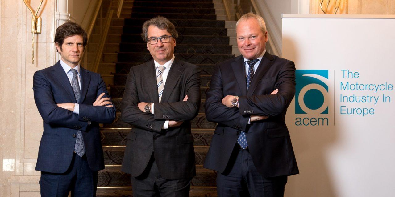 Stefan Pierer, CEO de KTM, nuevo presidente de ACEM