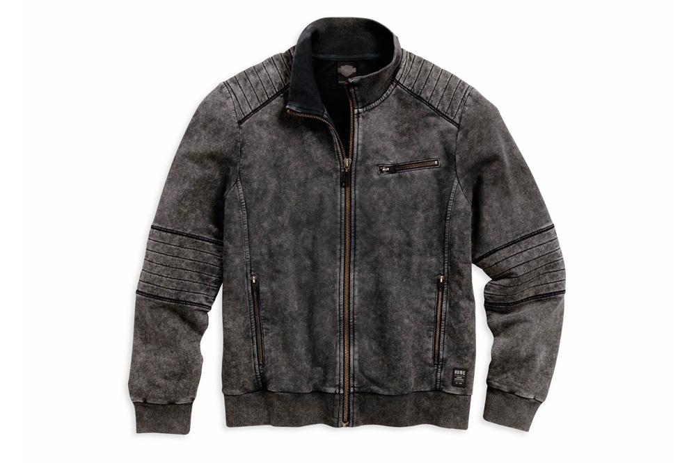 Chaqueta Harley-Davidson gris 151 euros