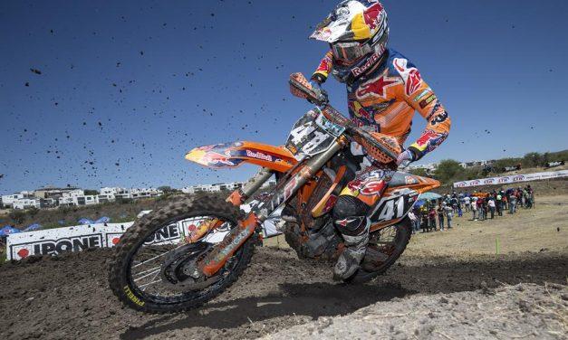 Gajser y Covington protagonizaron el paso del Mundial de Motocross por México