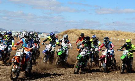 Miajadas recibió segundo encuentro del Nacional de Motocross este fin de semana