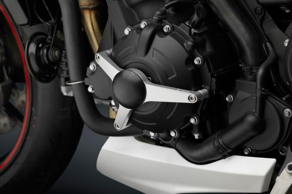 Protector motor Rizoma Triumph Speed Triple