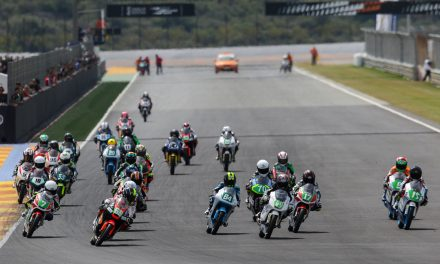 Comenzó el Campeonato de España de Velocidad 2017