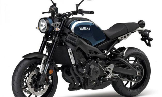 La nueva Yamaha XSR 900: lo mejor de lo mejor en diseño