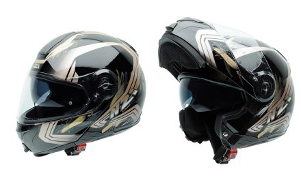 Casco combi Makeup NZI