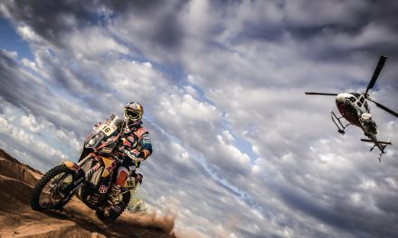 Conoce los detalles de la 40ª Edición del Rally Dakar 2018