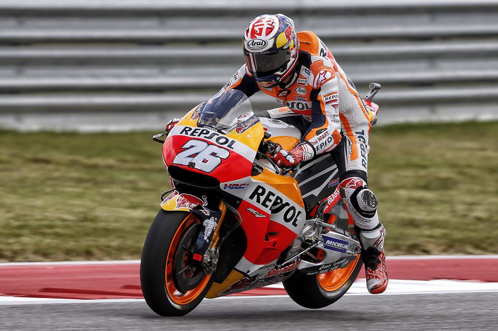 Dani Pedrosa, GP Americas MotoGP