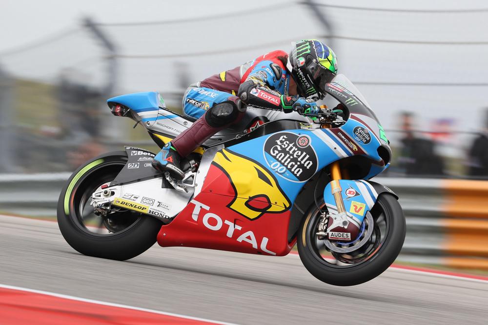Franco Morbidelli, victoria en Moto2 en el GP AmericasFranco Morbidelli, victoria en Moto2 en el GP Americas