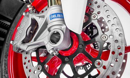 Los frenos de nuestra moto: todos sus elementos