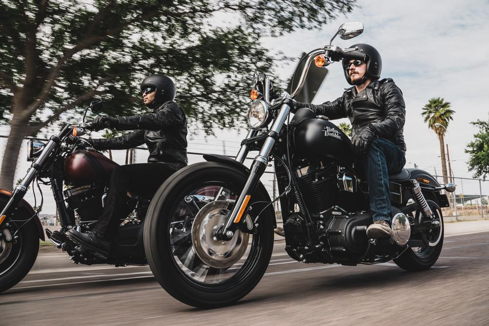 Harley Davidson Street Bob