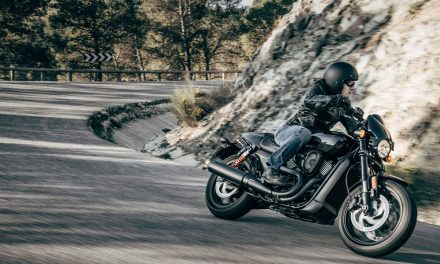 Consigue una Harley-Davidson Street a partir de 6.500 euros