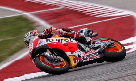 Victoria de Márquez el GP Americas. Rossi, líder de MotoGP.