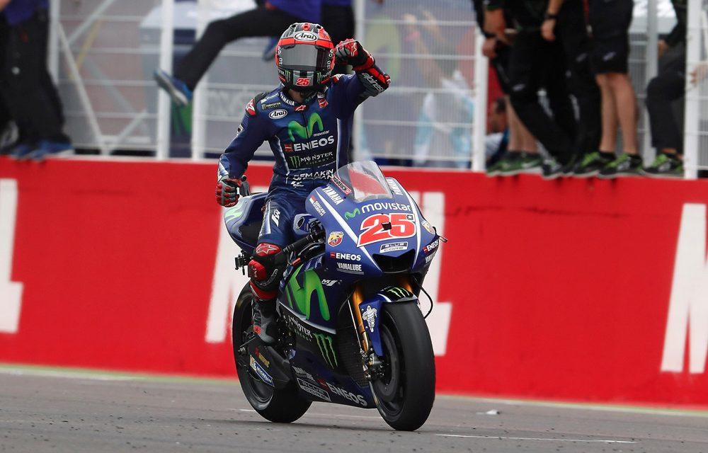 MotoGP Argentina: Nueva victoria de Maverick Viñales