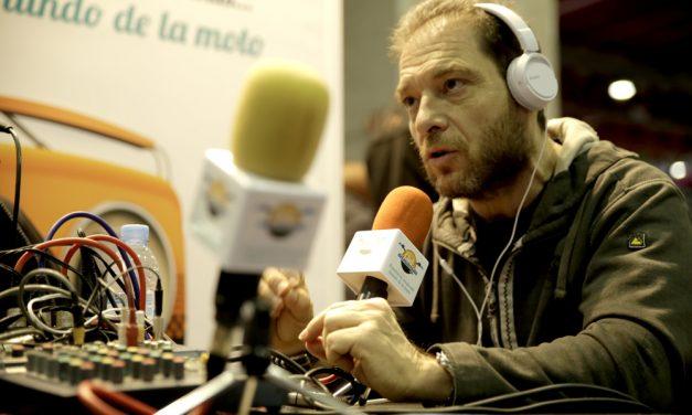 Miquel Silvestre: Los viajes en moto no son peligrosos