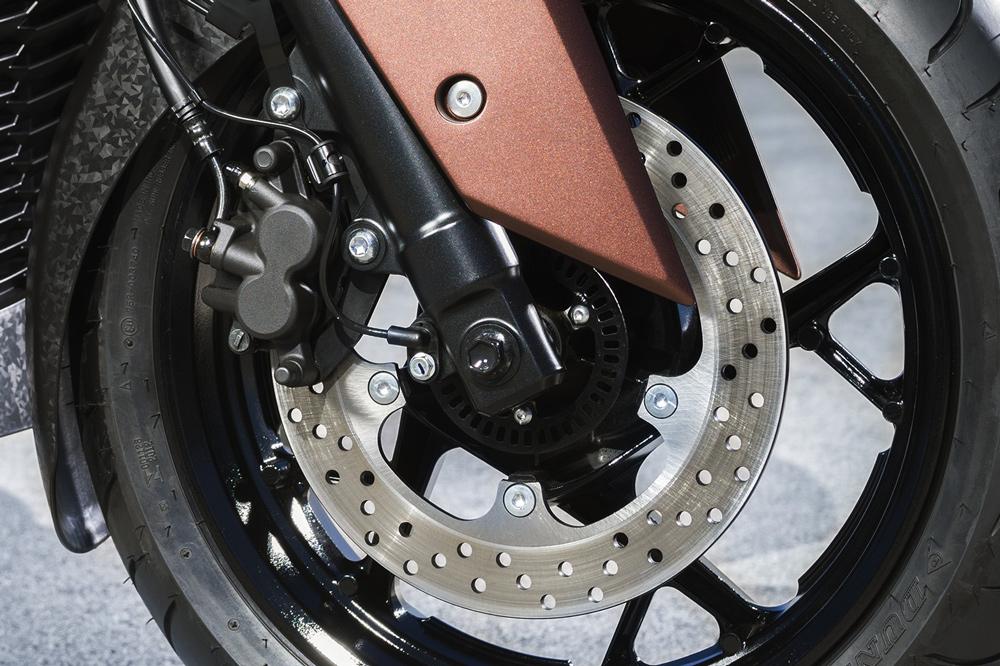 Pinza de freno moto