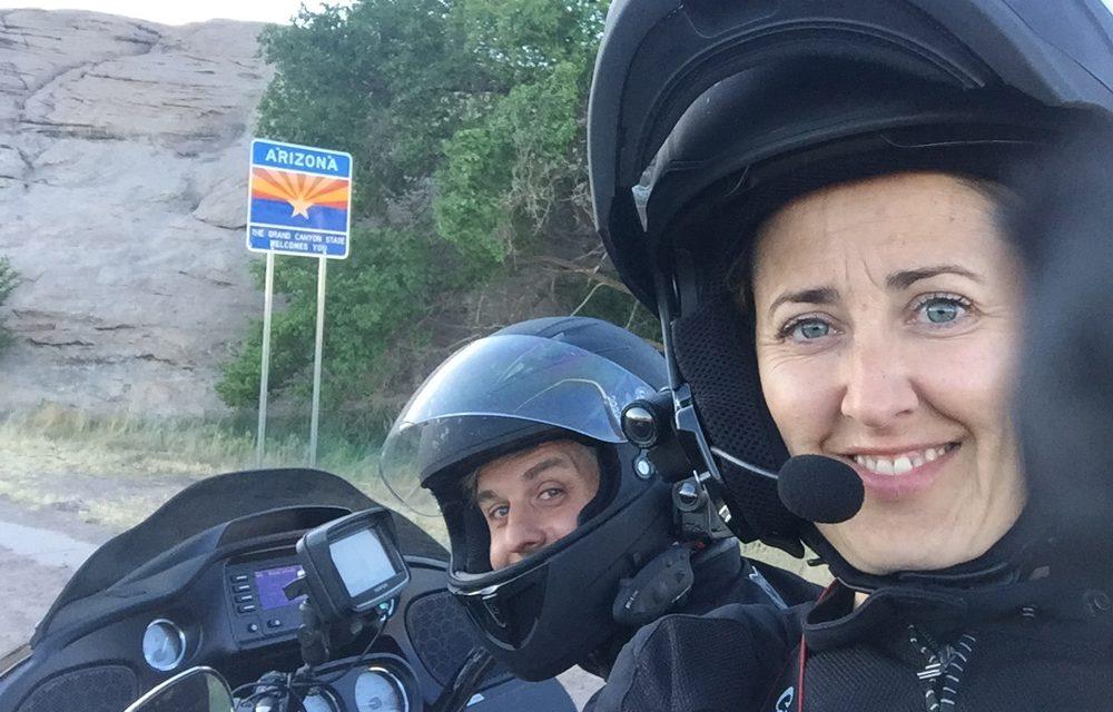 Rafael Campos: Cómo dar la vuelta al mundo en moto y en pareja