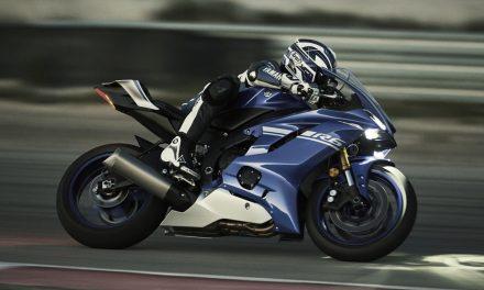 Yamaha YZF R6 2017: vídeo oficial