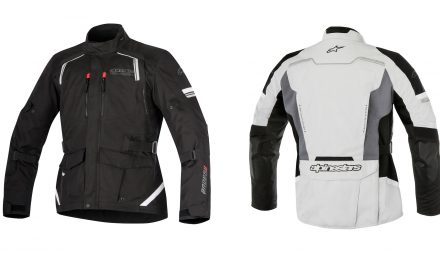 Pantalones y chaquetas Andes V2 2017 de Alpinestars