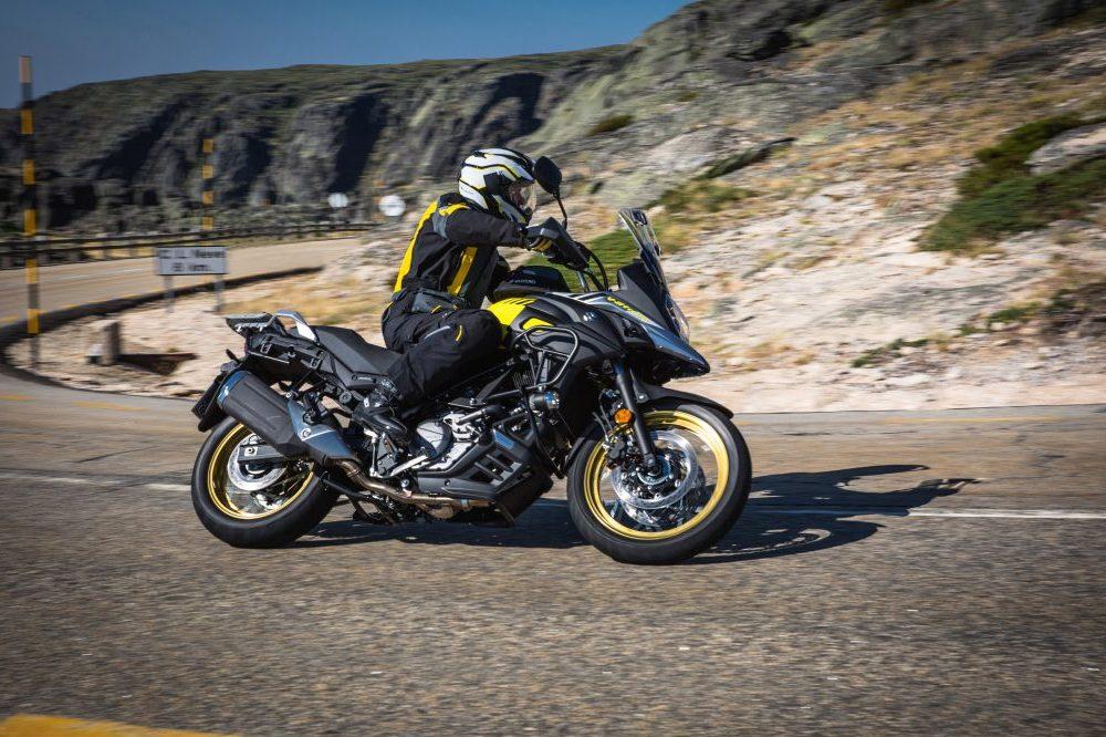 Promoción especial para las nuevas Suzuki V-Strom
