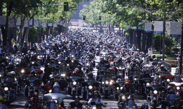 La concentración Harley-Davidson KM0 celebra su 15ª edición