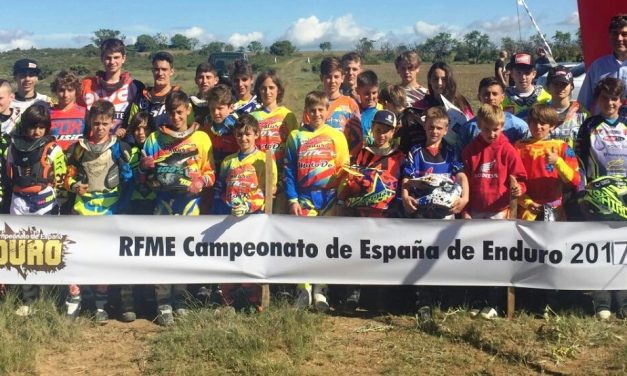 Campeonato de España de Enduro Infantil en Navarra