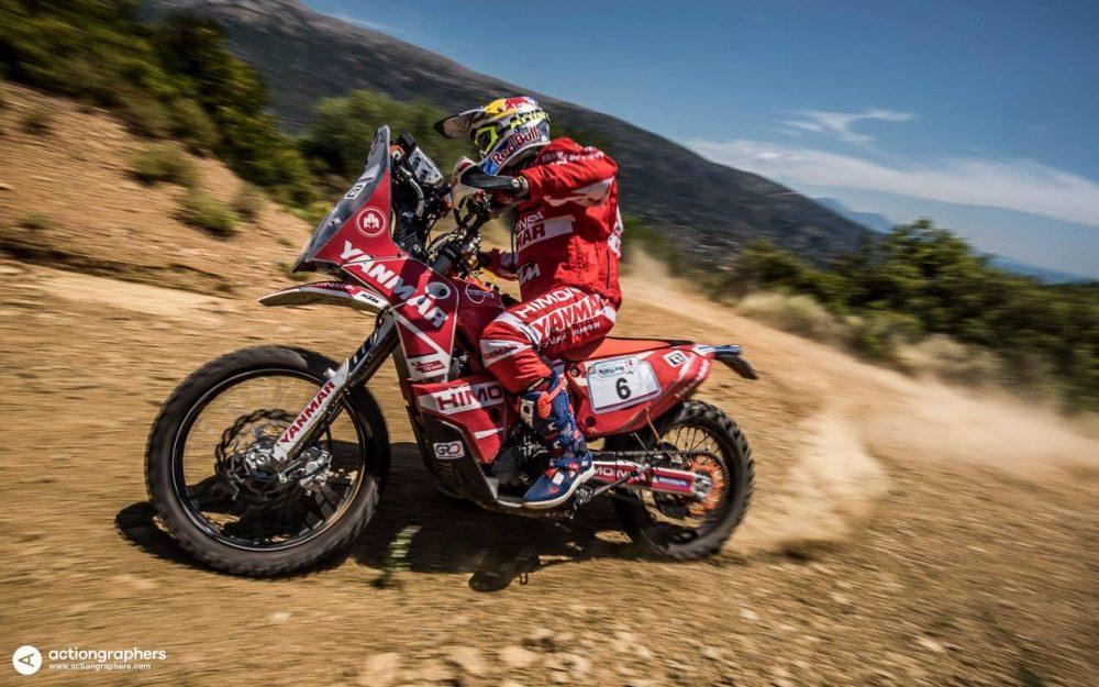 Gerard Farrés repite victoria en el Hellas Rally 2017