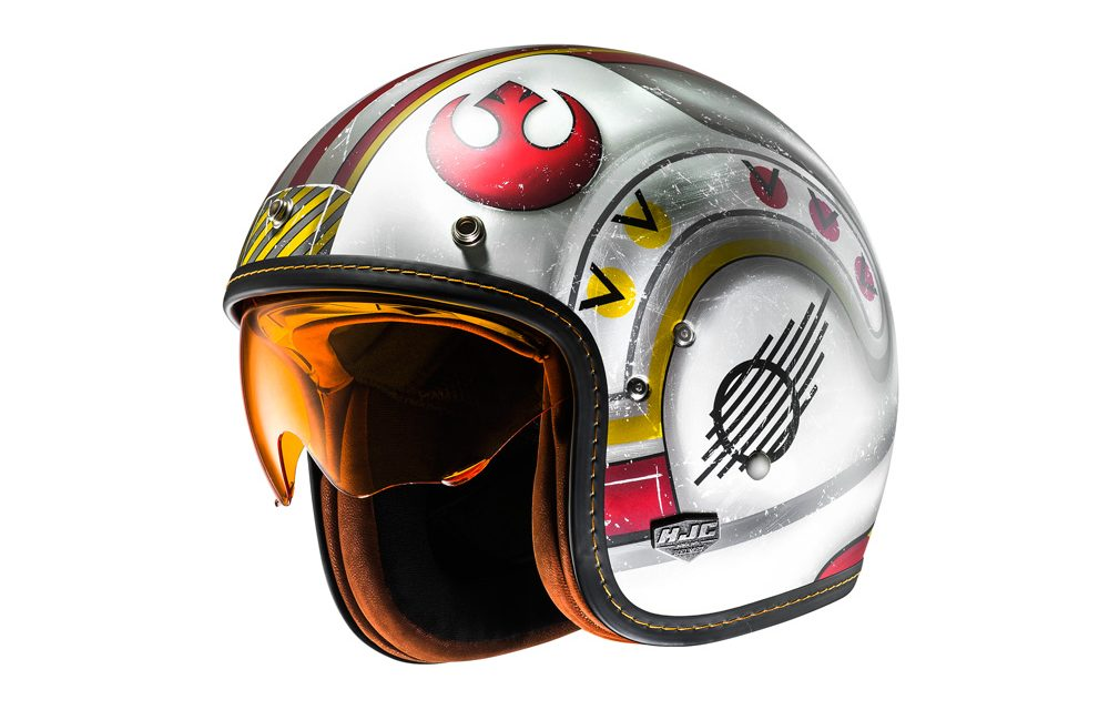 Casco FG-70's Luke Skywalker X-Wing