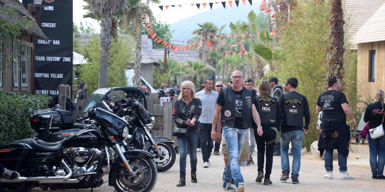 El Harley-Davidson Euro Festival abrió la temporada de eventos de la marca