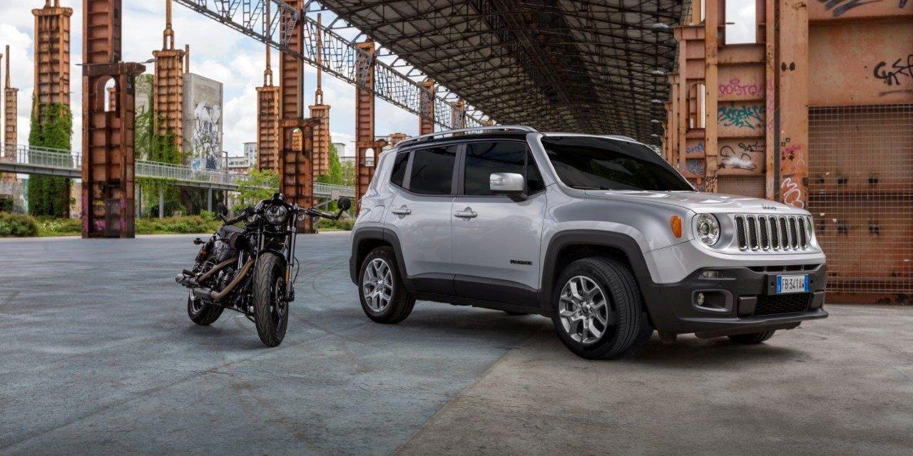 Jeep y Harley Davidson consolidan su relación por cuarto año consecutivo