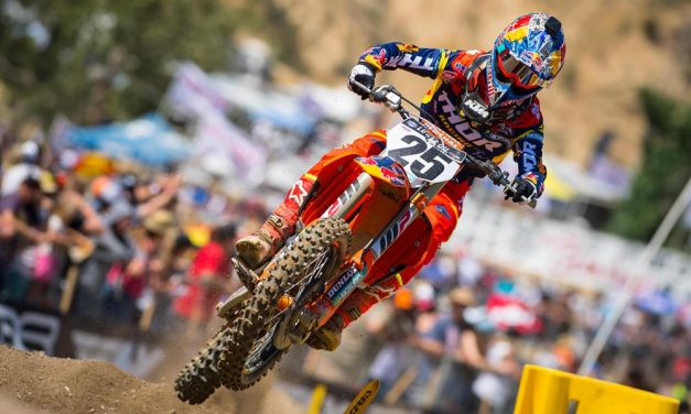 Marvin Musquin domina en el Glen Helen National