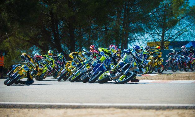 Segundo encuentro del Campeonato de España de Supermoto 2017