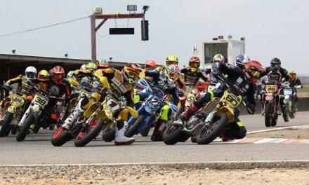 Arranca el Campeonato de España de Supermoto en Alcarràs