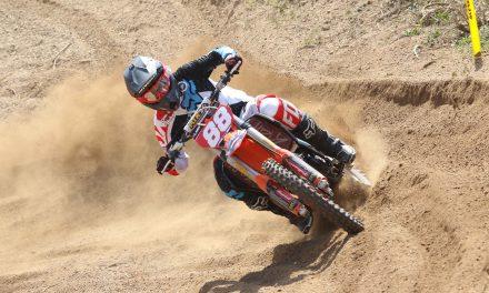 Butrón, Macanás y Notario siguen triunfando en el motocross español