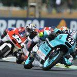 Alonso López domina el Campeonato Mundial de Moto3 Junior en Le Mans