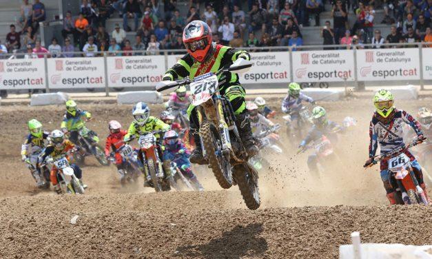 Daniel Navarro se corona campeón MX 50 en la Copa de España de Motocross 2017