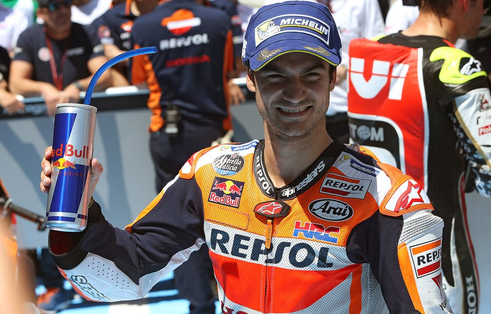 Dani Pedrosa logra la pole del GP de Jerez