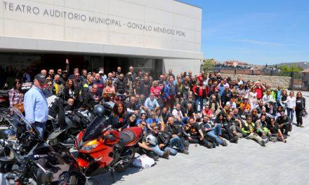Encuentro grandes viajeros en moto 2018